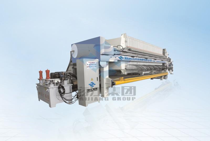 高效洗涤隔膜压滤机