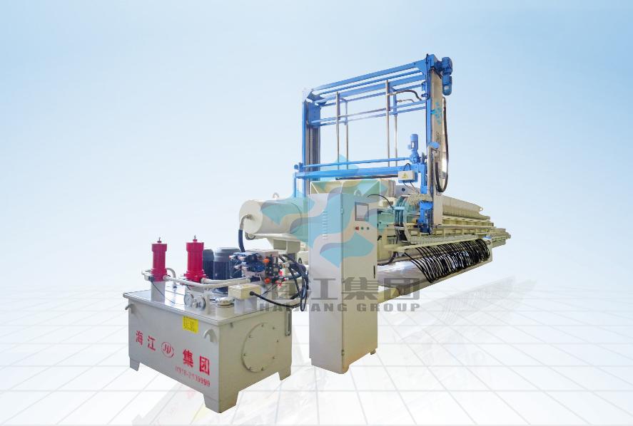 自动清洗隔膜压滤机